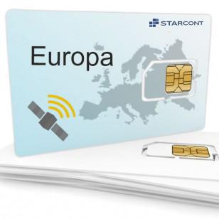Pakiet Telematyczny Europa (UE) - (koszt miesięczny 35 pln) płatny z góry za 12 miesięcy